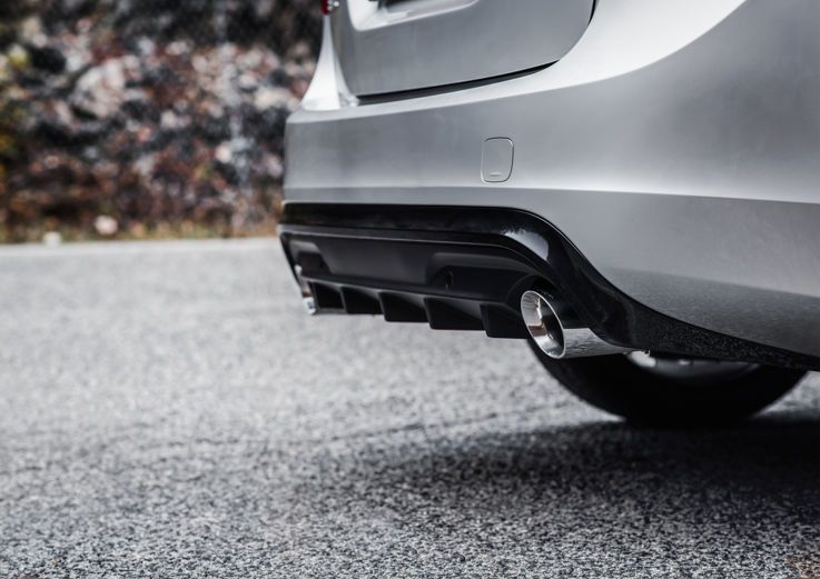 V40 Polestar Performance Exhaust & Intake